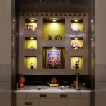 14 Puja In Dining Area